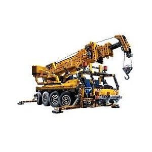 Lego Technic Crane 8421