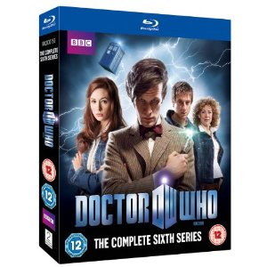 Doctor Who Series6 Bluray