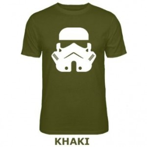 Mens Storm Trooper StarWars Tshirt