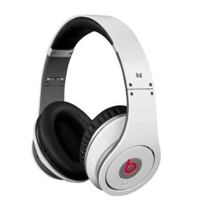 Monster Beats Headphones White