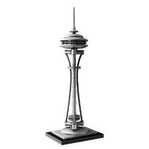 Lego Seattle Space Needle
