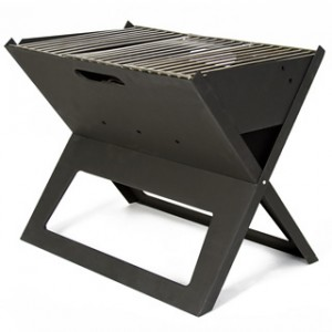 Portable Notebook BBQ