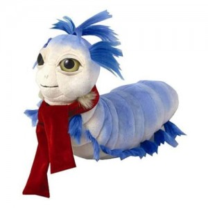 Labyrinth The Worm Soft Toy