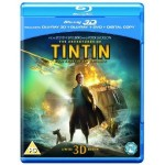 The Adventures of Tintin DVD