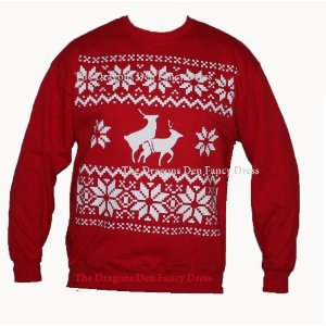 Traditional Christmas Jumper/Sweater