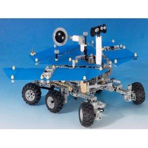 LEGO Mars Curiousity Rover