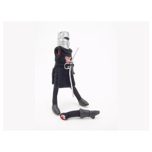 Monty Python Mini Black Knight Plush